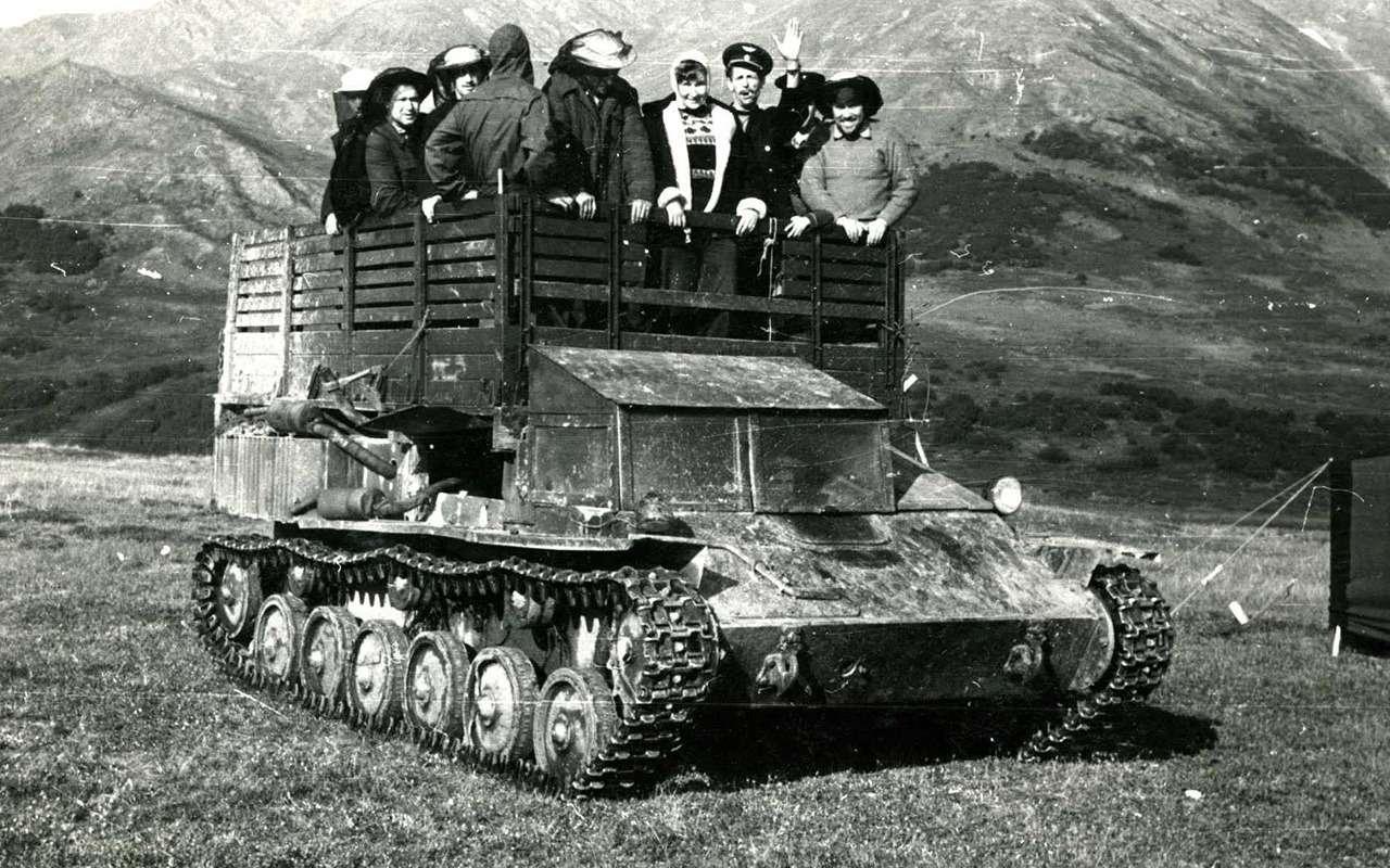 Самая массовая самоходка СССР: лучшая подруга пехоты— фото 916745