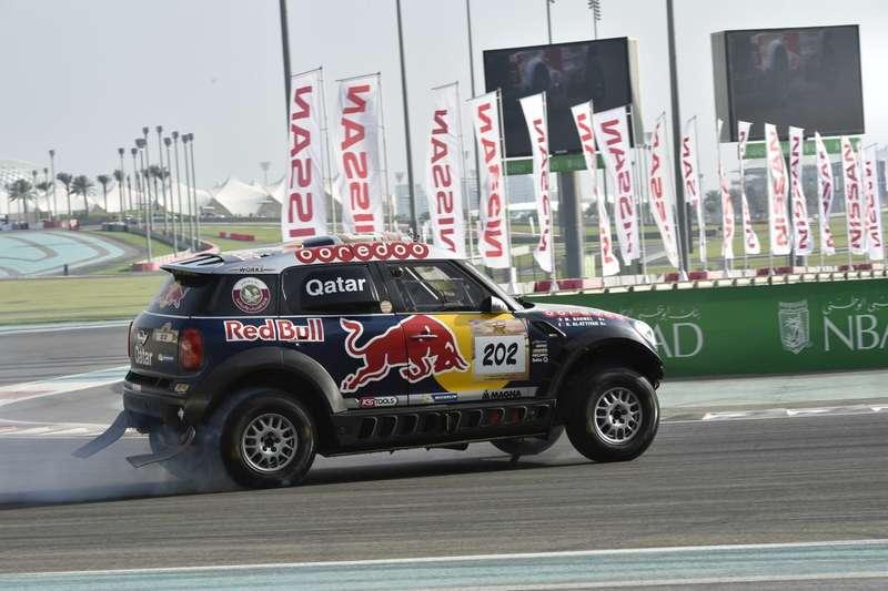 Nasser Al-Attiyah, Qatar