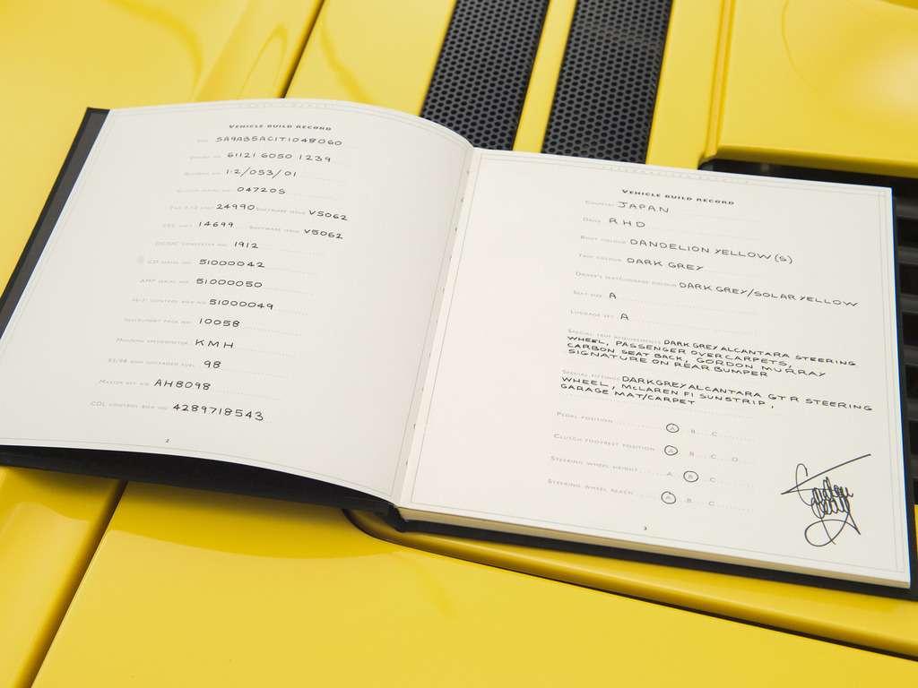 Муха несидела: продается McLaren F1в заводской упаковке— фото 806243