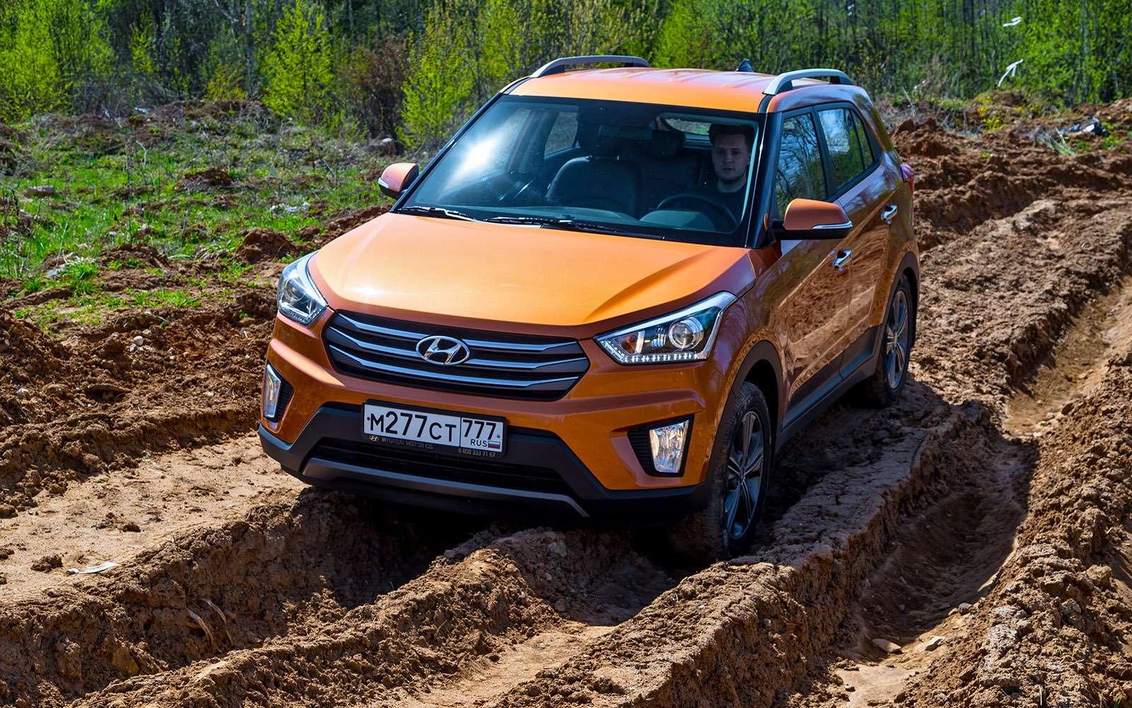 Hyundai Creta изпарка ЗР: месяц ожидания запчастей— фото 782307