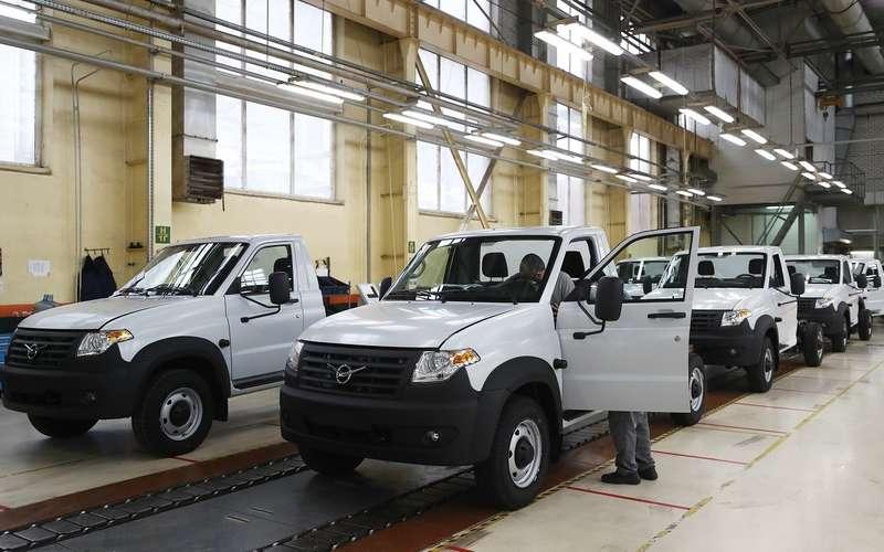 УАЗ перешел начетырехдневную рабочую неделю