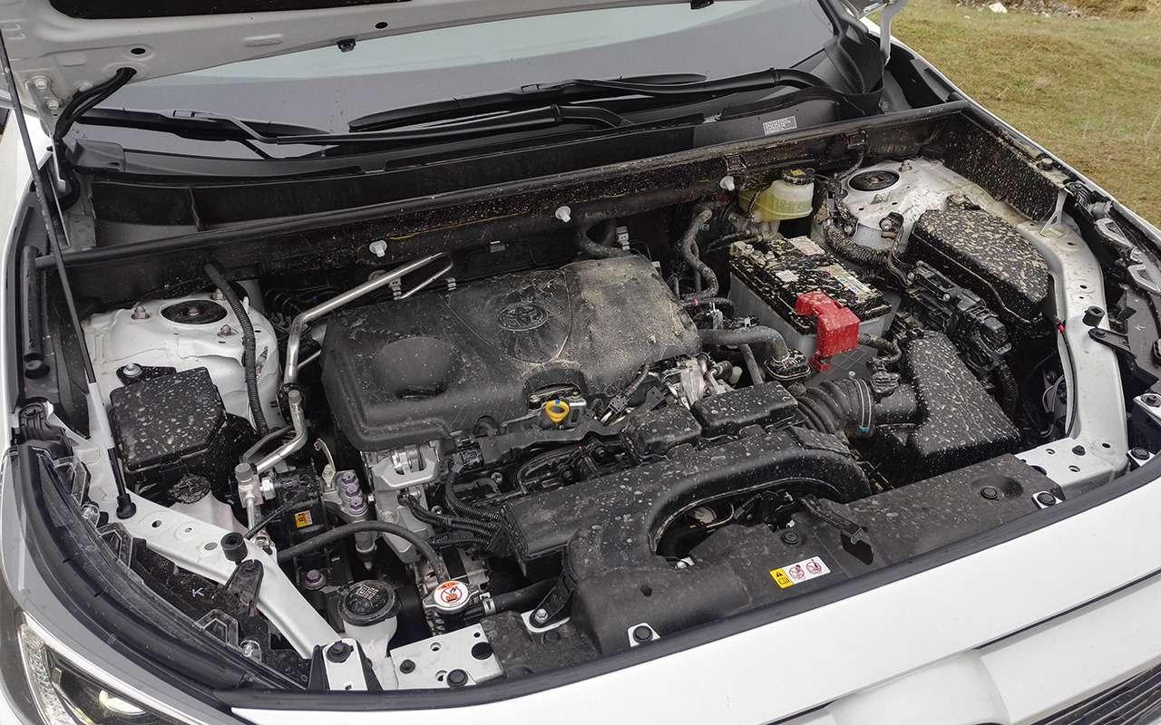 7 важных вопросов кновой Тойоте RAV4. Ответили навсе— фото 1008152