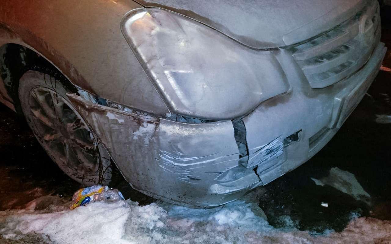 Nissan Almera после 120000км: она еще поездит!— фото 934618
