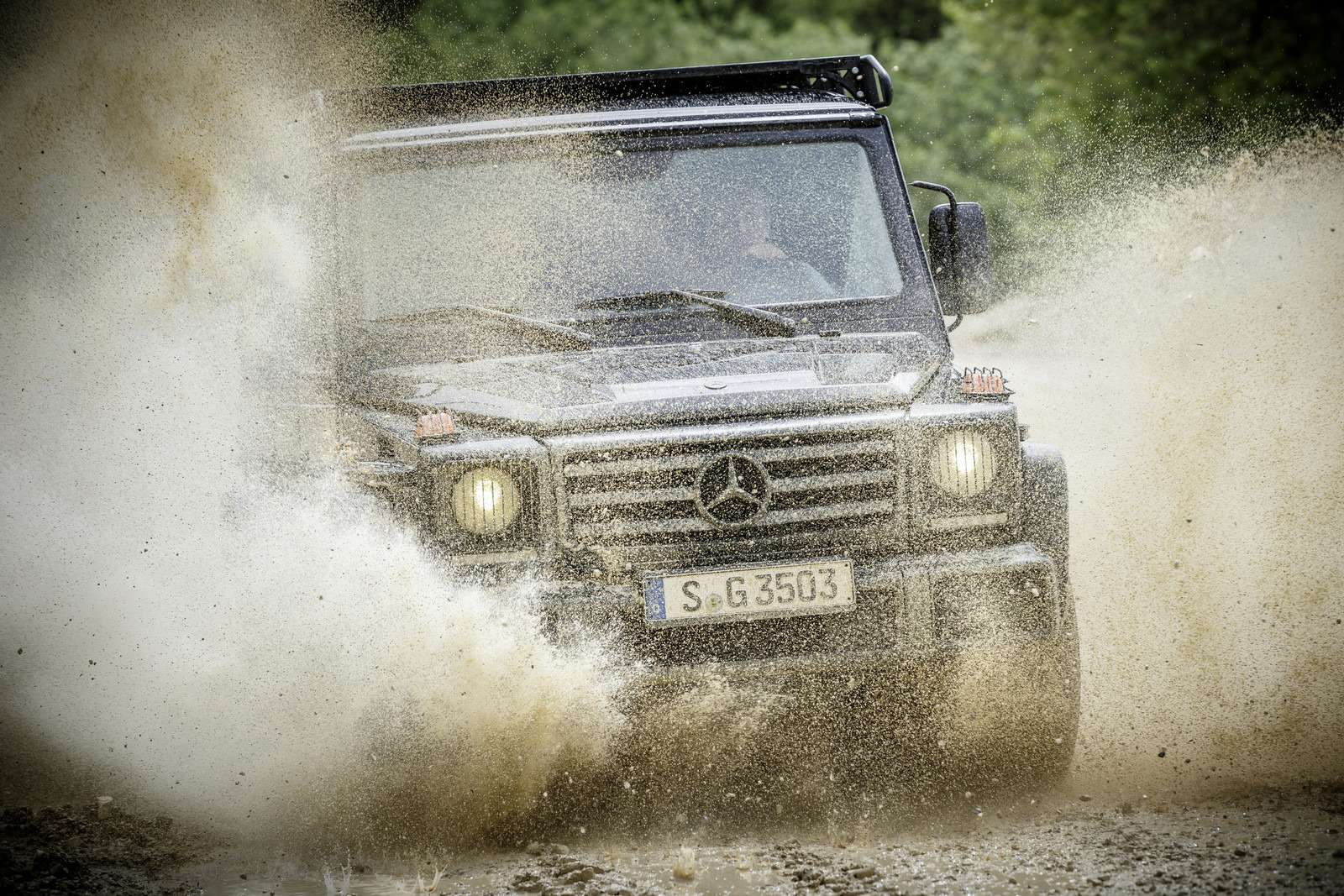 Mercedes-Benz G-класса надоело быть безработным!— фото 593745