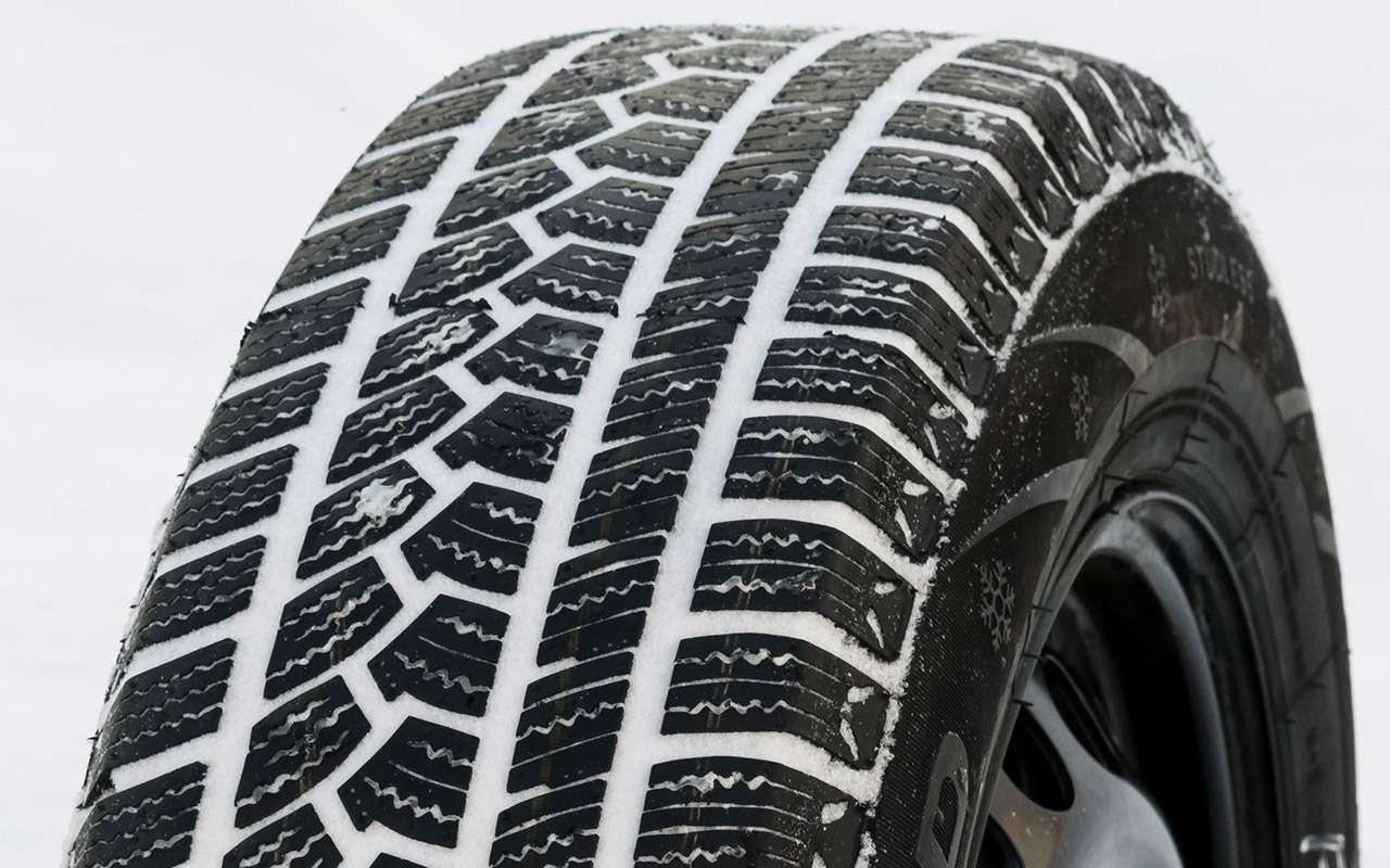 Большой тест зимних шин: выбор «Зарулем»!— фото 995063