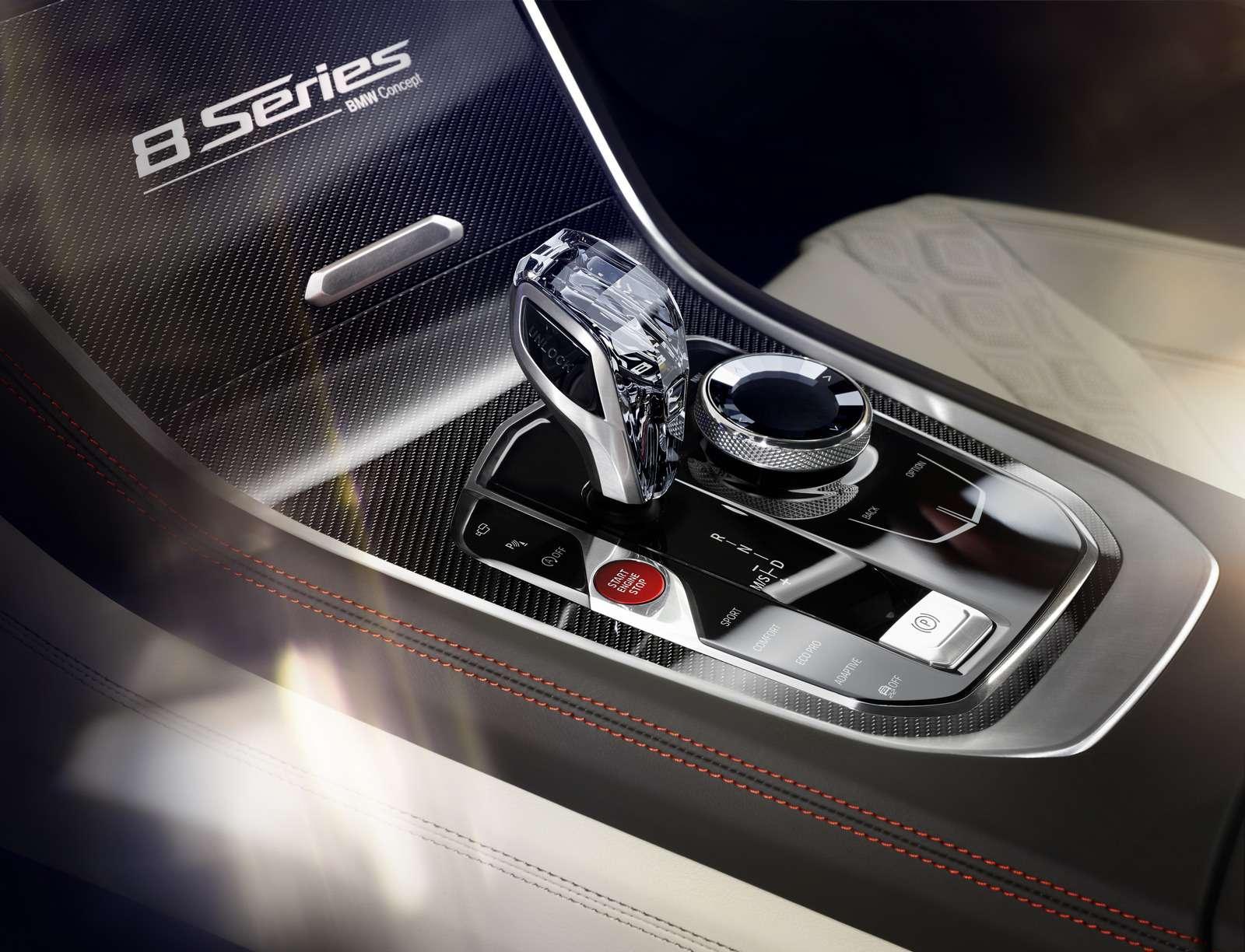 Великолепная «восьмерка»: новое купе BMW— теперь скристаллами!— фото 756660