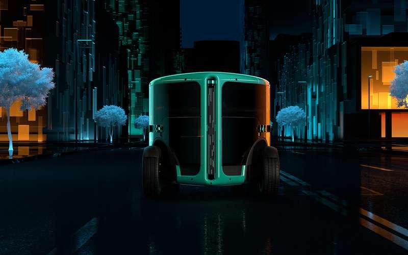 Сбер показал беспилотный автомобиль