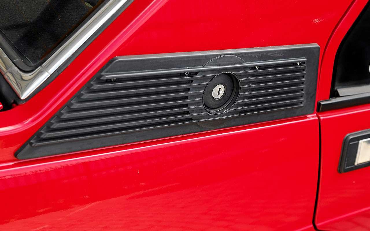 Машина комиссара Каттани— тест той самой Альфы— фото 1160811