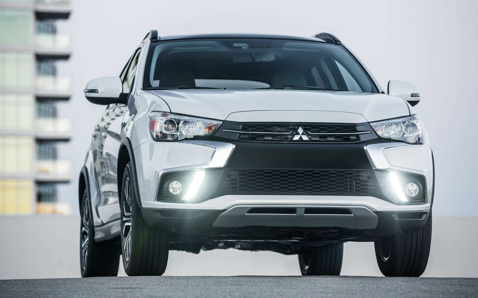 Mitsubishi ASX может вернуться вРоссию вобновленном виде— фото 732997