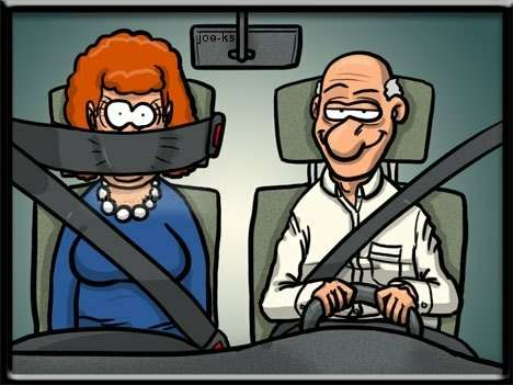 Back-seat-driver