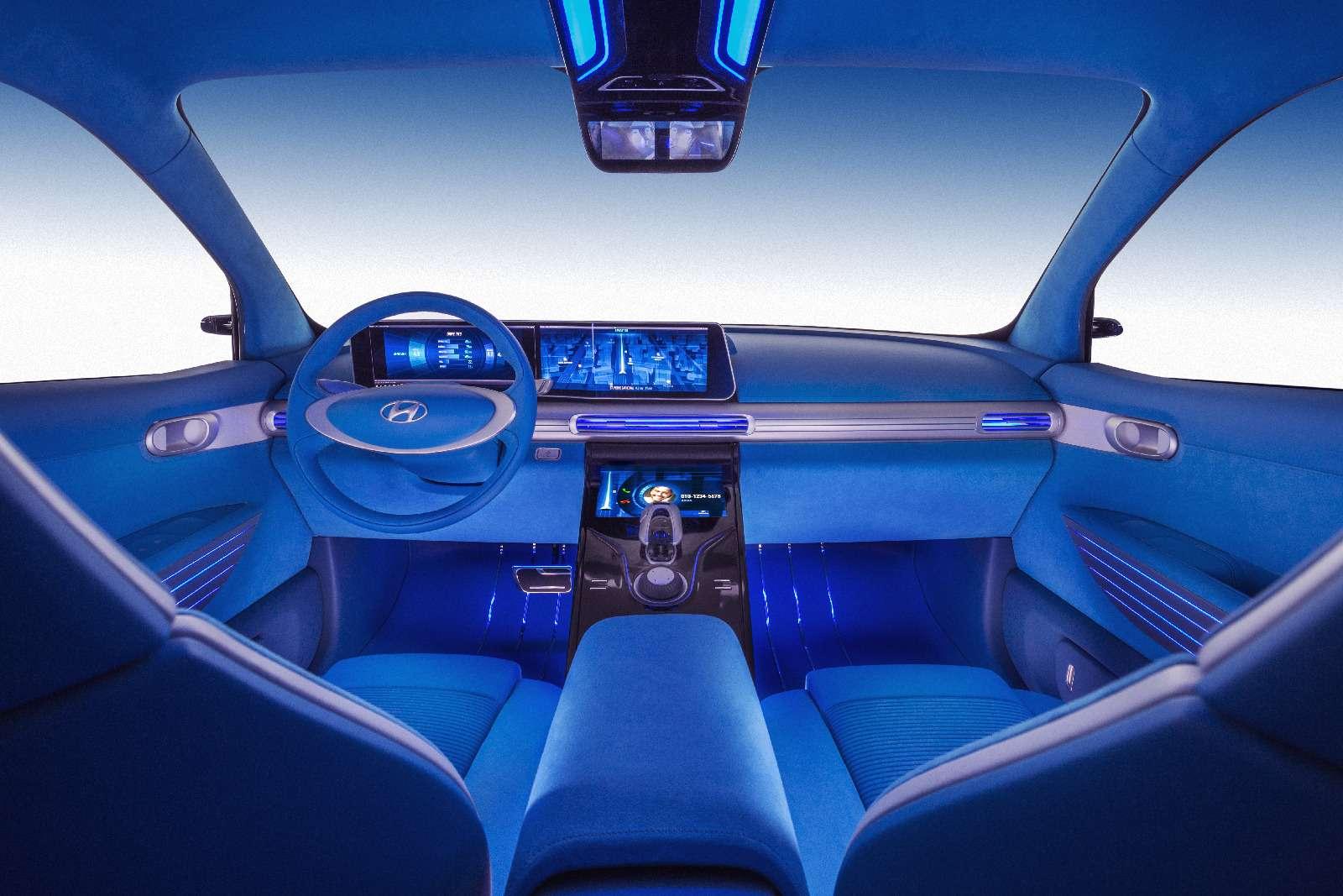 Олимпийский резерв: Hyundai FEFuel Cell станет серийным в2018 году— фото 717607