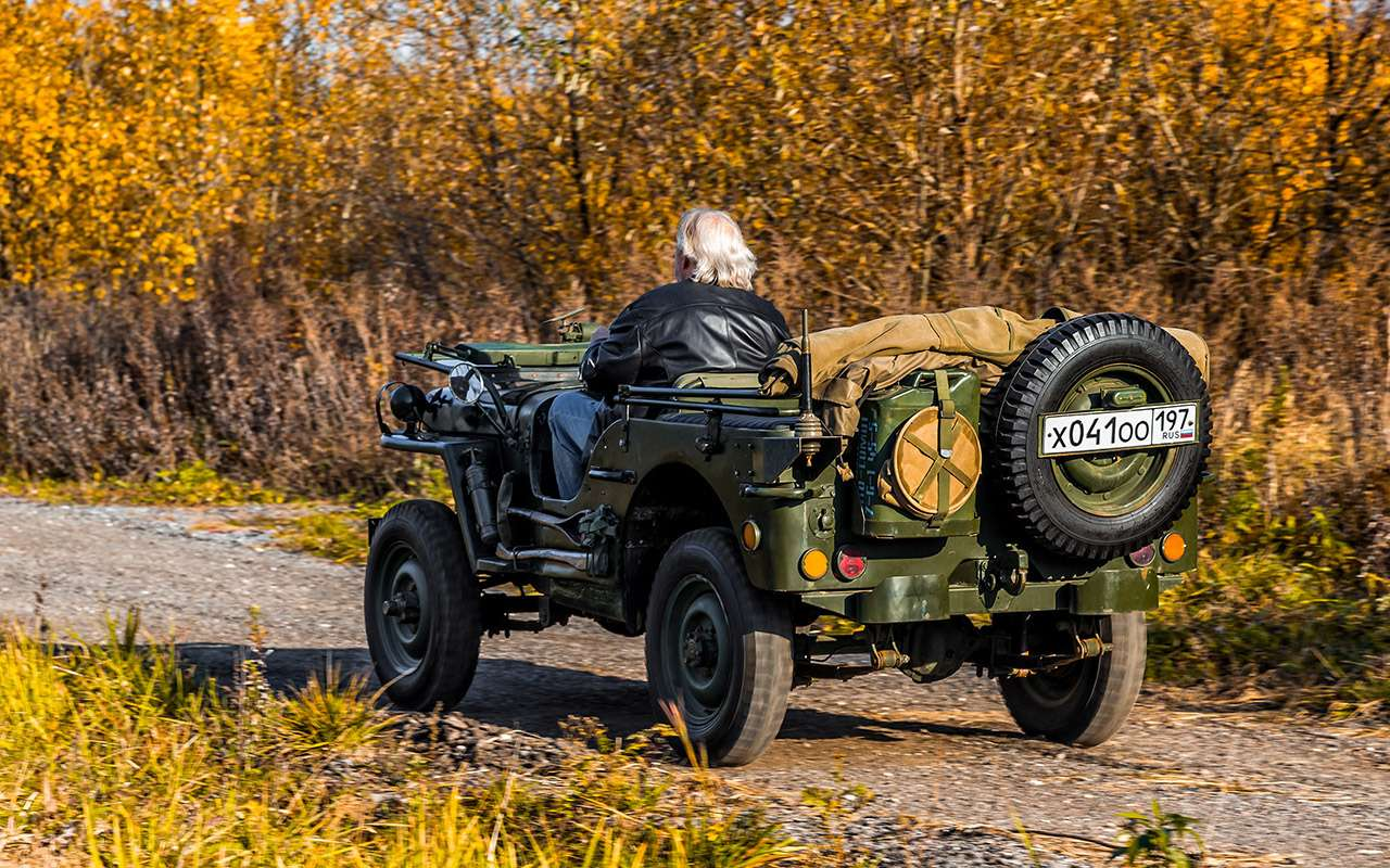 Самый популярный автомобиль войны: все факты оWillys MB— фото 972660