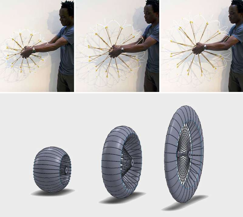 nocopyright Roadless Wheel