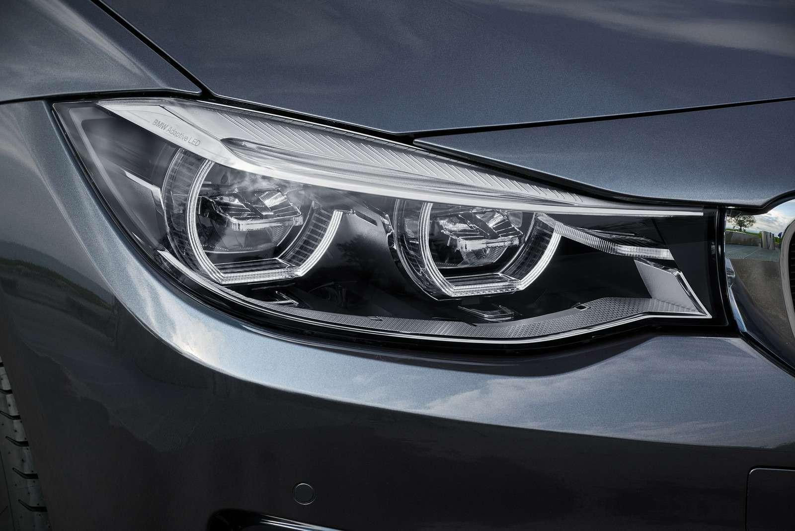 Обновленный BMW 3-й серии GT: урок эффективного менеджмента— фото 593853