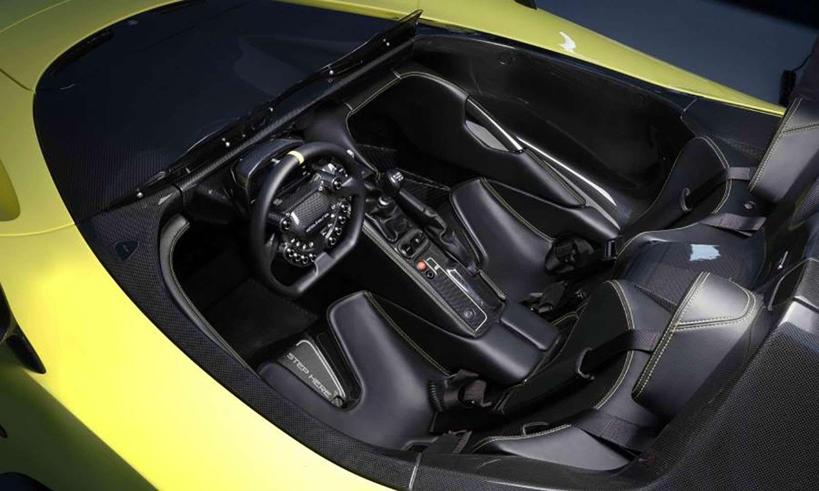 Гоночная машина надороге? Возможно итакое: Dallara выпустит спорткар— фото 816909