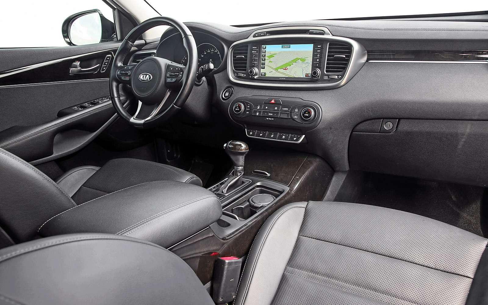 Новый Nissan Murano против конкурентов: длинные рубли— фото 691711
