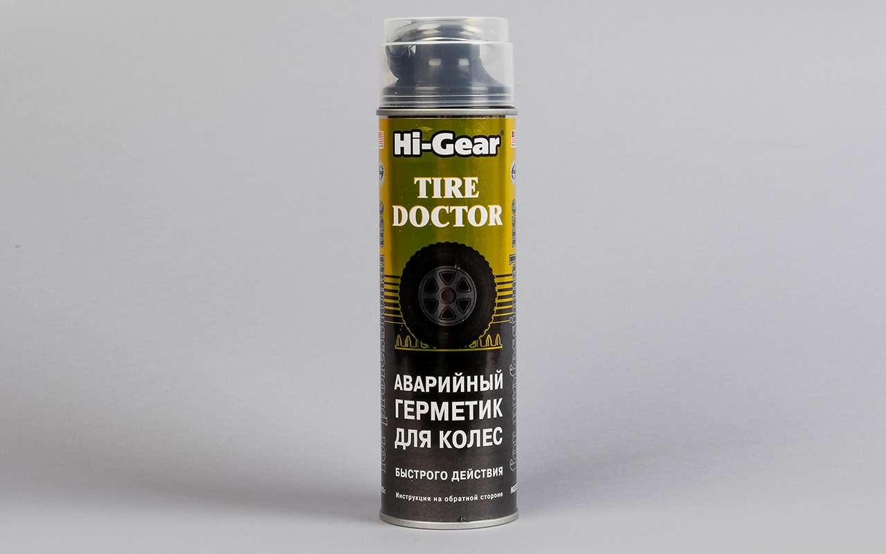 5. Hi-Gear HG5339, США. Аварийный герметик для колёс