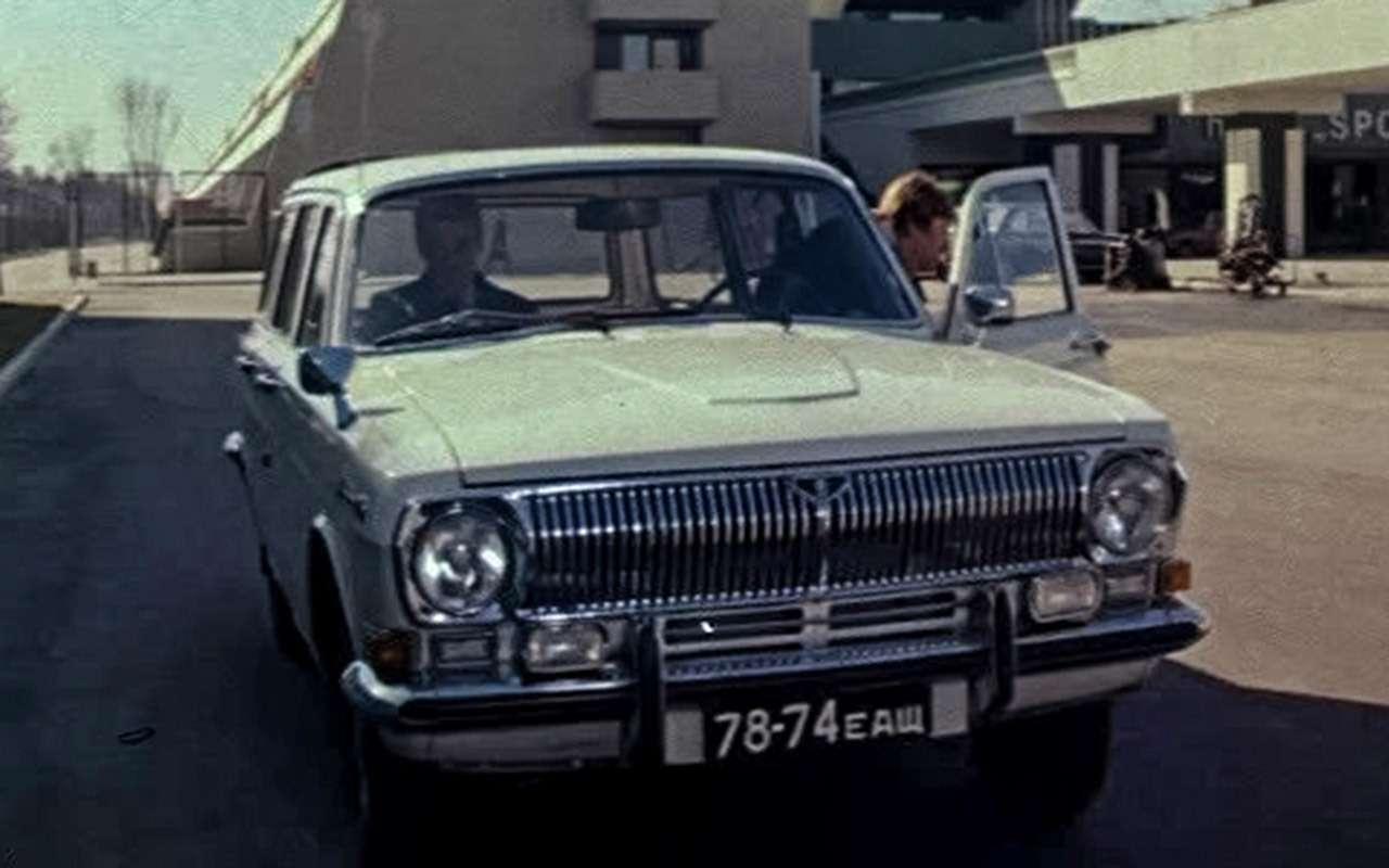 Самый желанный автомобиль вСССР: тест недоступной Волги— фото 992079
