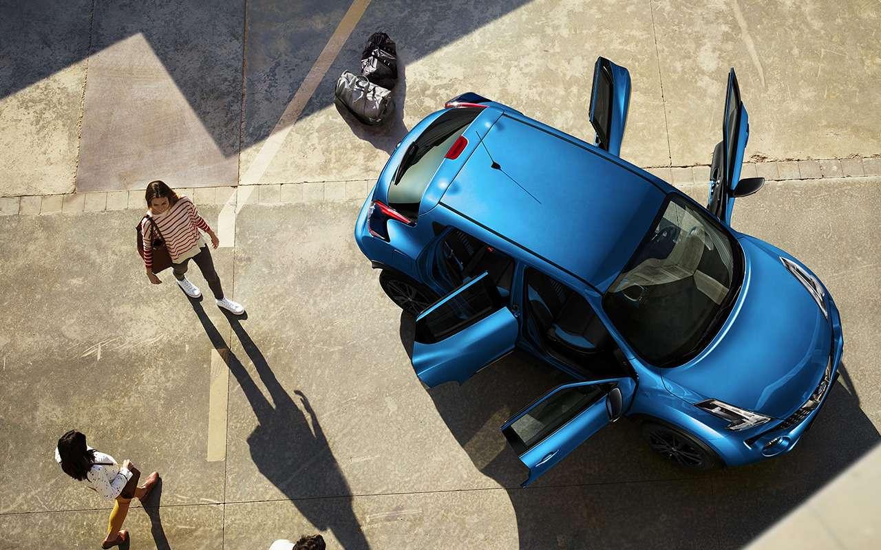 Nissan Juke: новые цвета исветодиоды. Уже впродаже— фото 879168