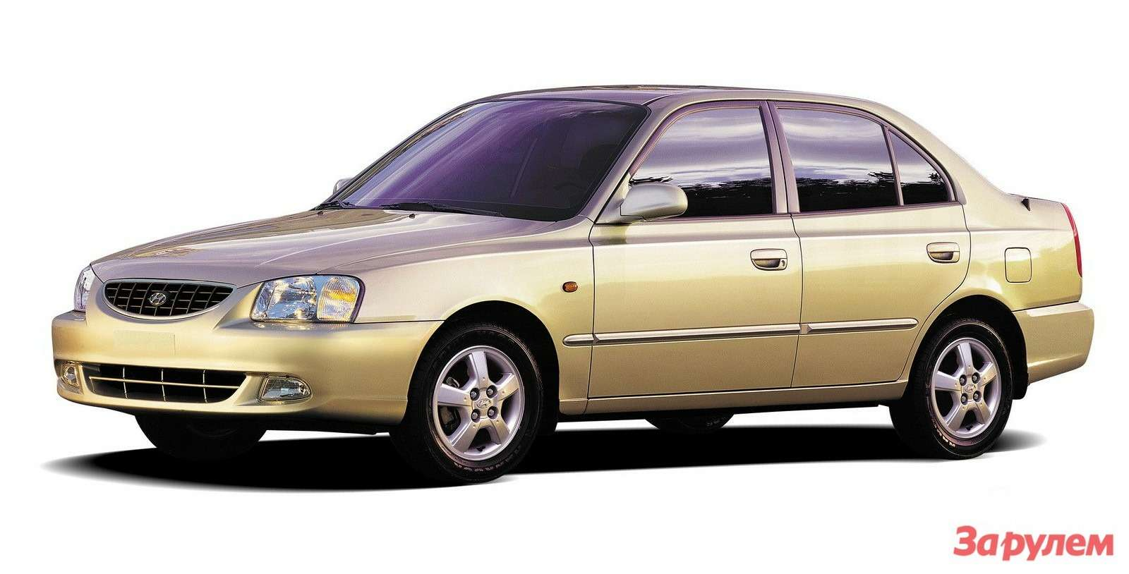 Hyundai Accent 2005-2008 г.в.