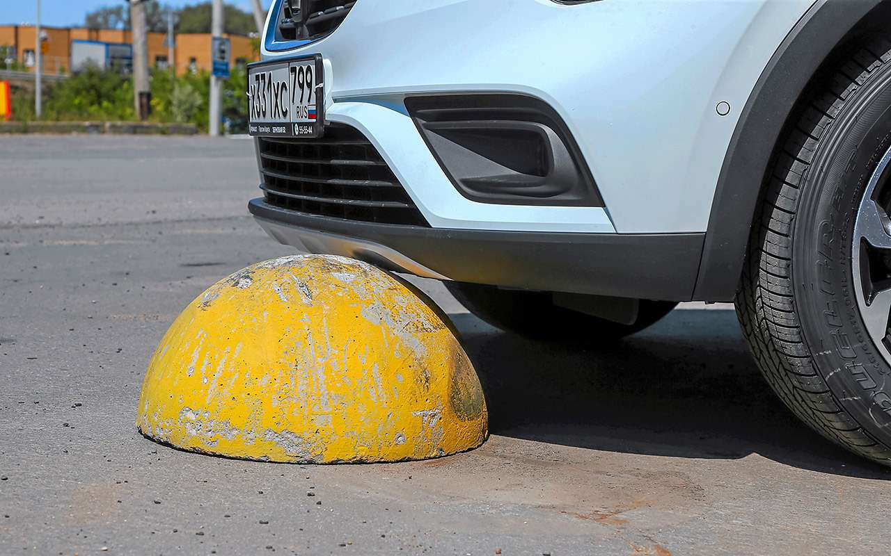 Кроссоверы за1,6млн— большой тест «Зарулем»— фото 1274650