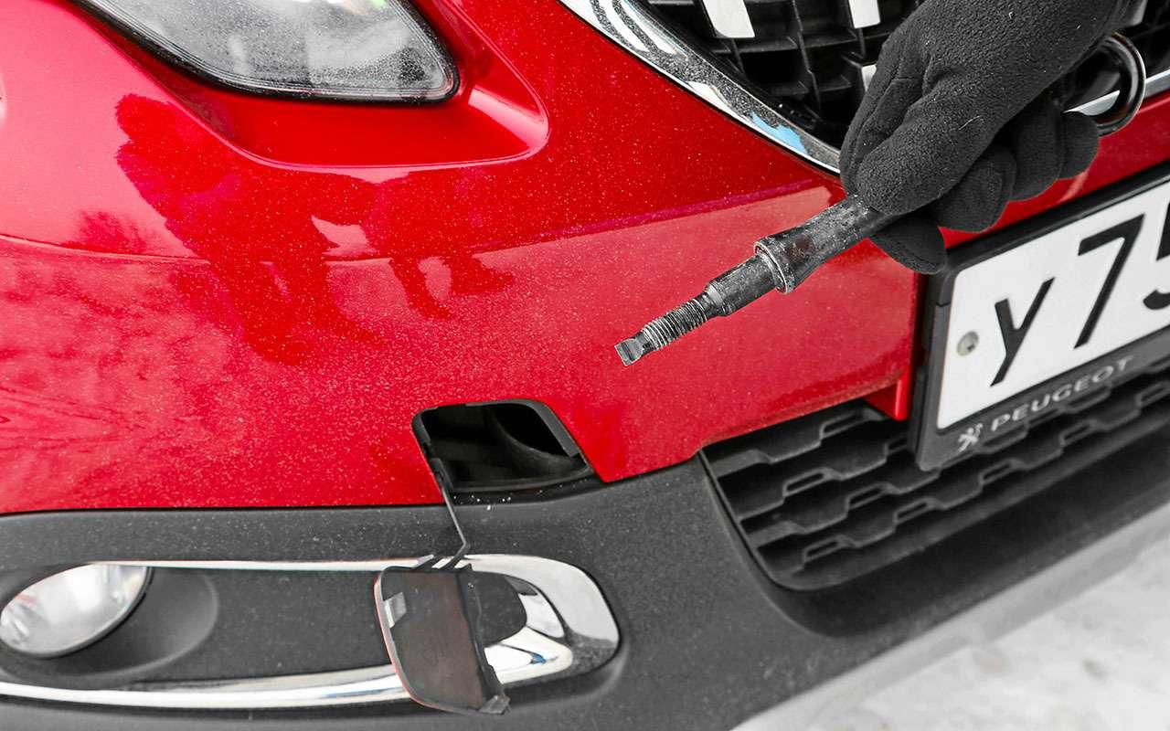 Новые кроссоверы: Citroen C3Aircross сотоварищи— фото 870504