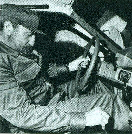 ВАЗ-2108и другие автомобили Фиделя Кастро— фото 670080