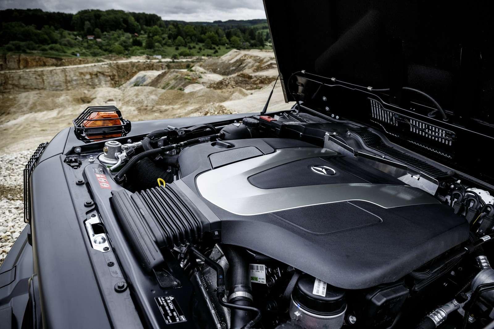 Mercedes-Benz G-класса надоело быть безработным!— фото 593739