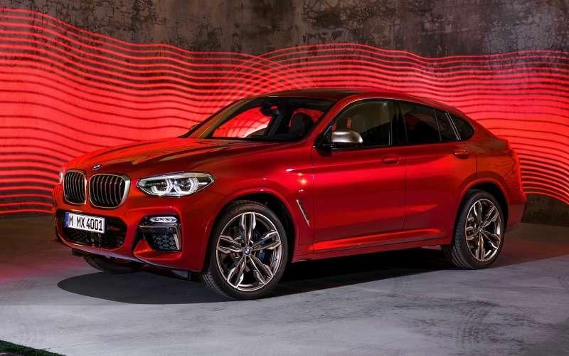 BMWобъявила цены нановый Х4в России