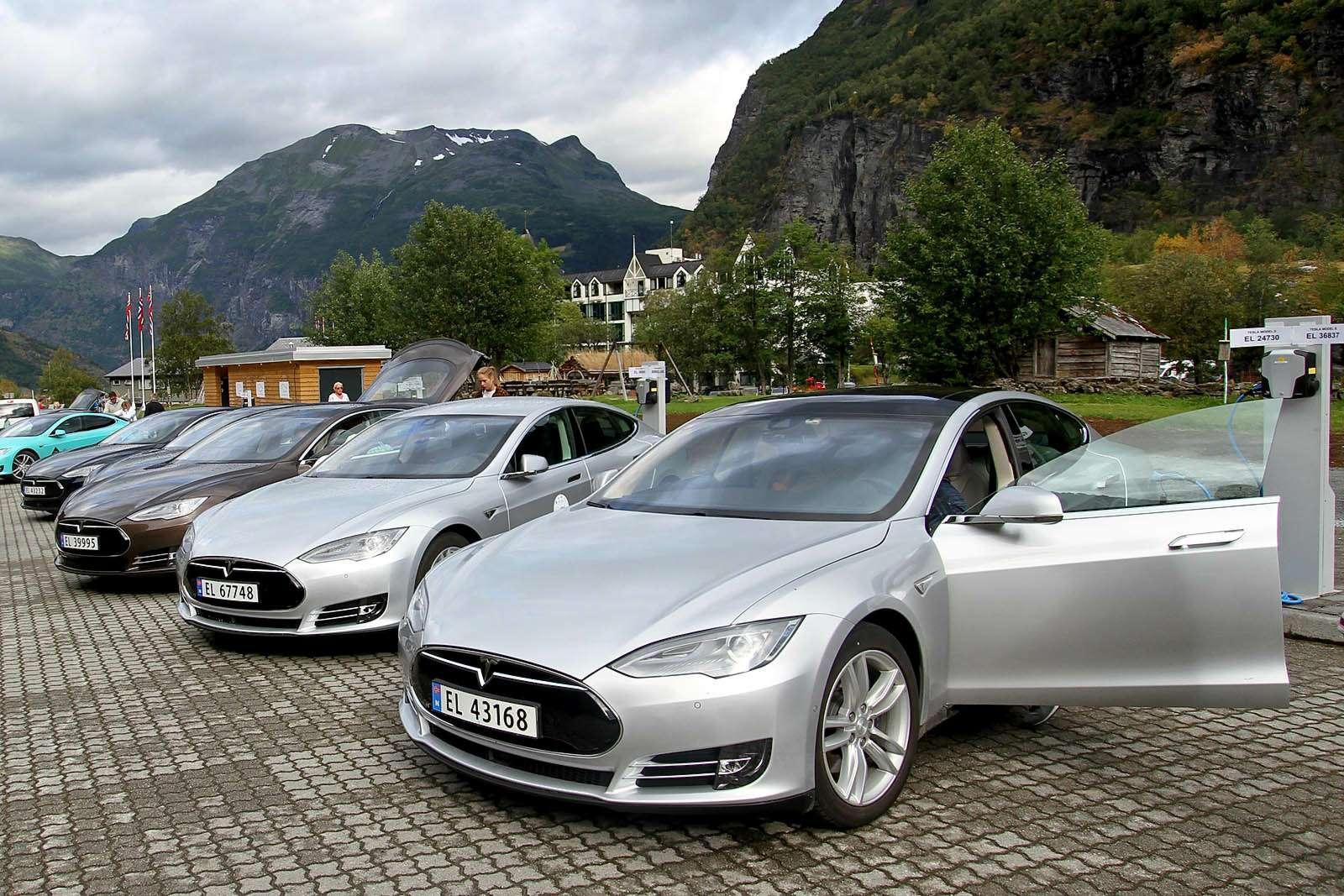 Tesla плюс Осло: как «электрифицировалась» Норвегия— фото 615502