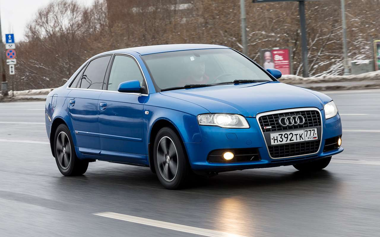 Почему явыбрал Audi A42006 года, ане новую Гранту— вывод эксперта— фото 975263