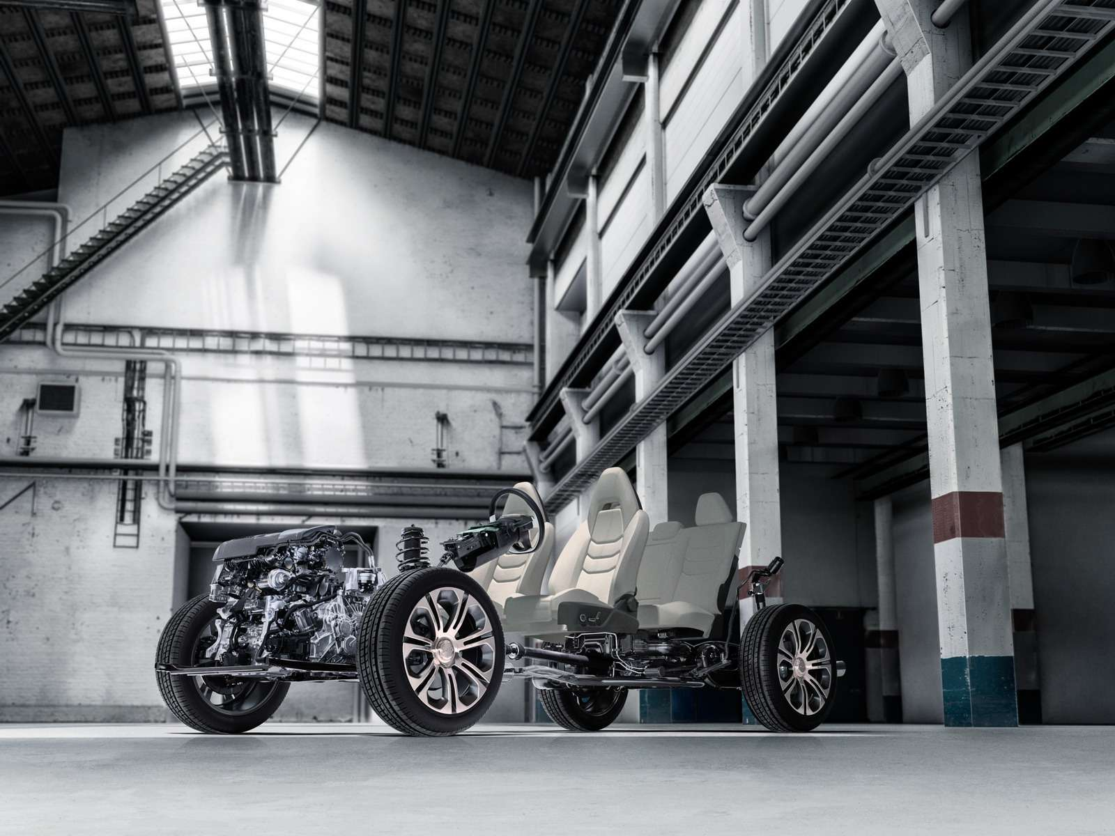 Знакомьтесь— Lynk & CO01: шведы построили китайский автомобиль— фото 651592