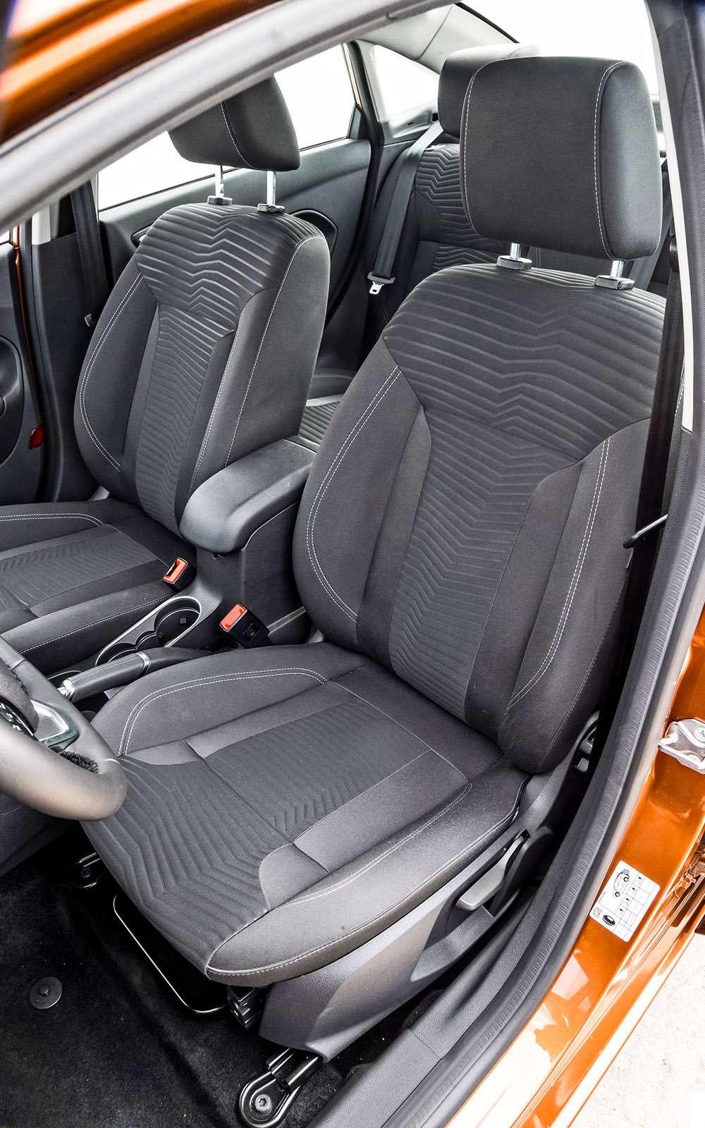 VWPolo GTпротив конкурентов: тест на«Смоленском кольце»— фото 644220