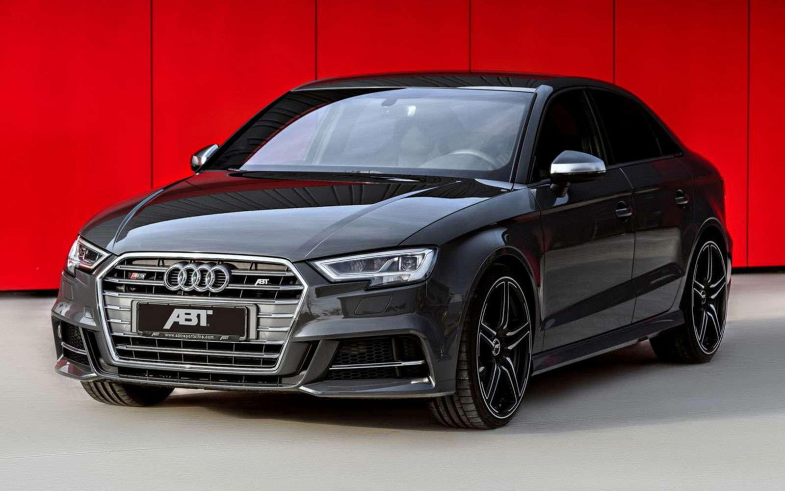 Audi S3ABT