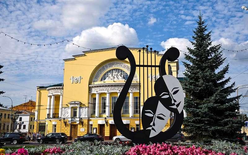 В Ярославль зарулем кроссовера Skoda Kodiaq