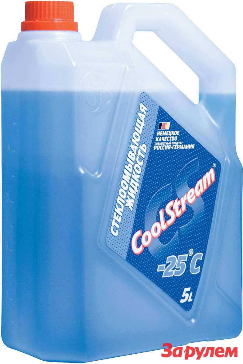 COOLSTREAM—25C