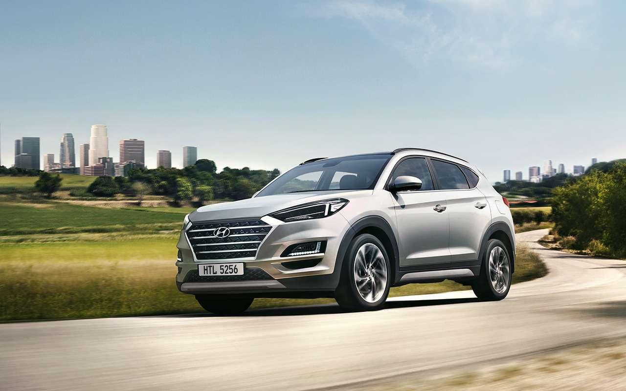 Hyundai «бросила» Солярисы ради кроссоверов — фото 934829