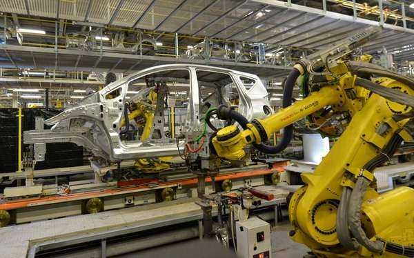 nissan note plant
