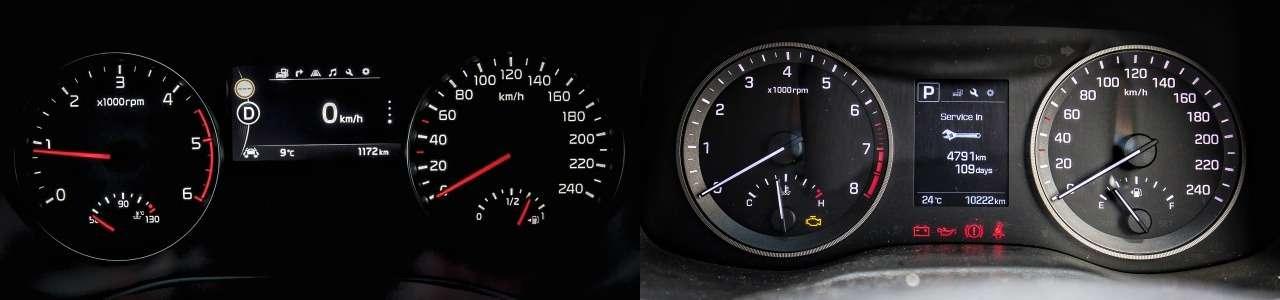 Hyundai Tucson или Kia Sportage: какой кроссовер выбрать?— фото 856238