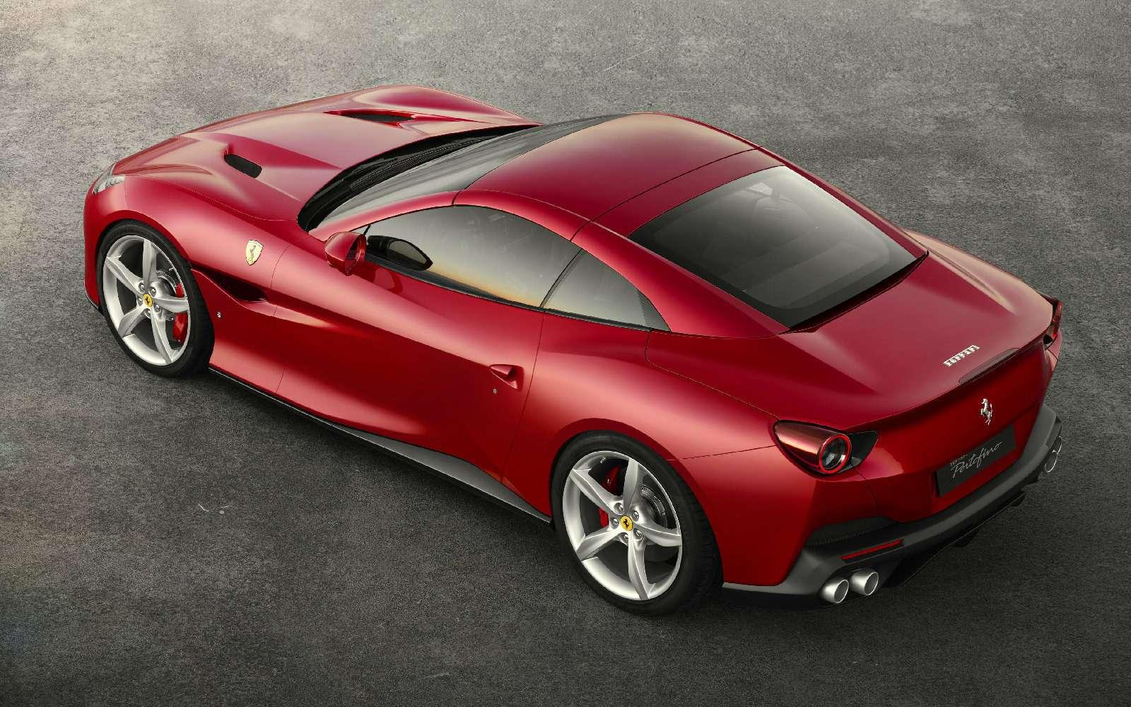 Ferrari рассекретила свою самую дешевую модель— фото 787042