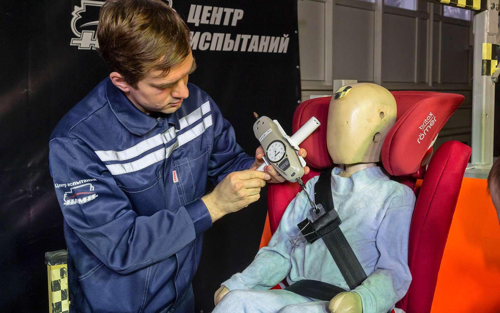 Спасти ребенка: краш-тест кресел ибустеров— фото 740365