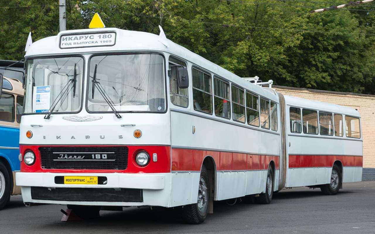16самых популярных автобусов СССР: вывсе вспомните?— фото 990831