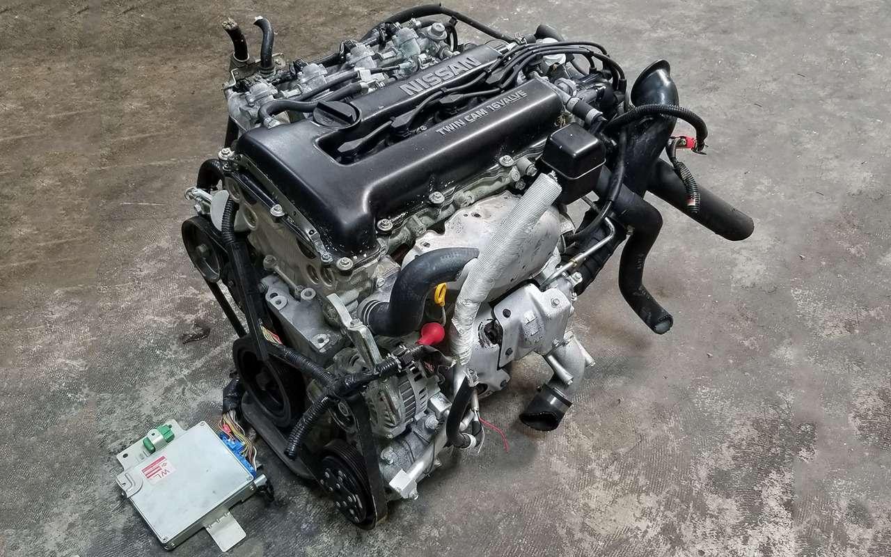 Контрактные двигатель икоробка— все ваши риски. Советы эксперта— фото 980947