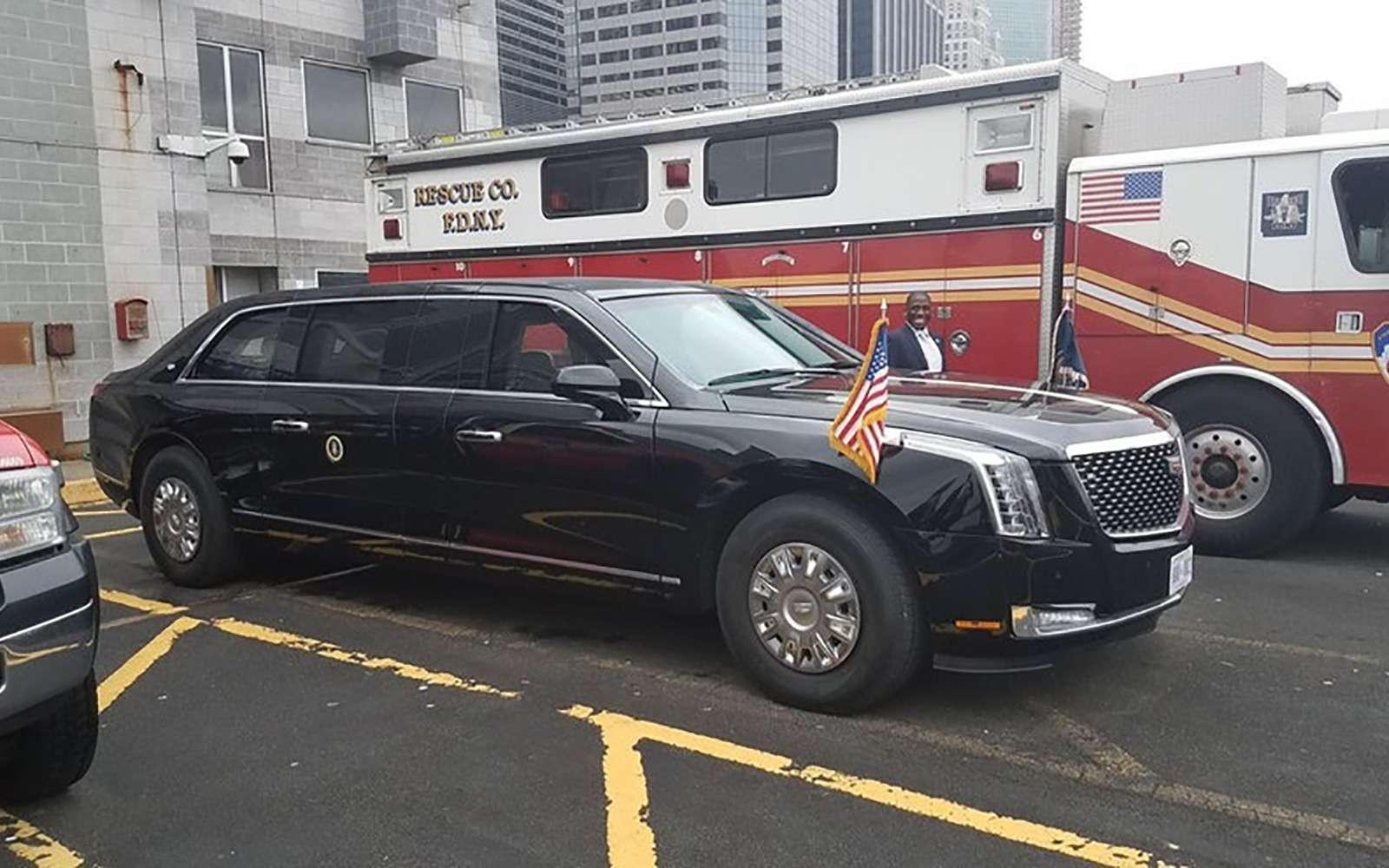 5 фактов оновом лимузине Дональда Трампа. Круче лионАуруса Путина?— фото 907873