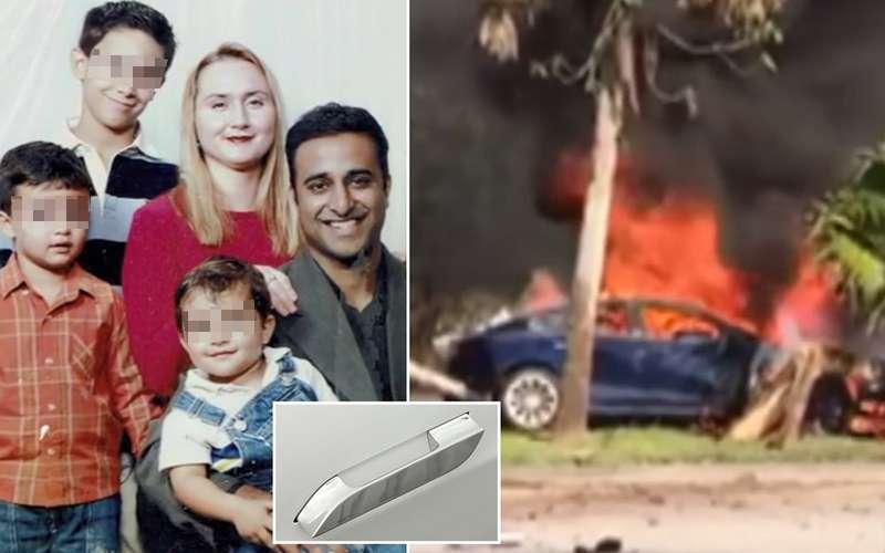 Выдвижные ручки Tesla убили водителя— семья требует компенсации