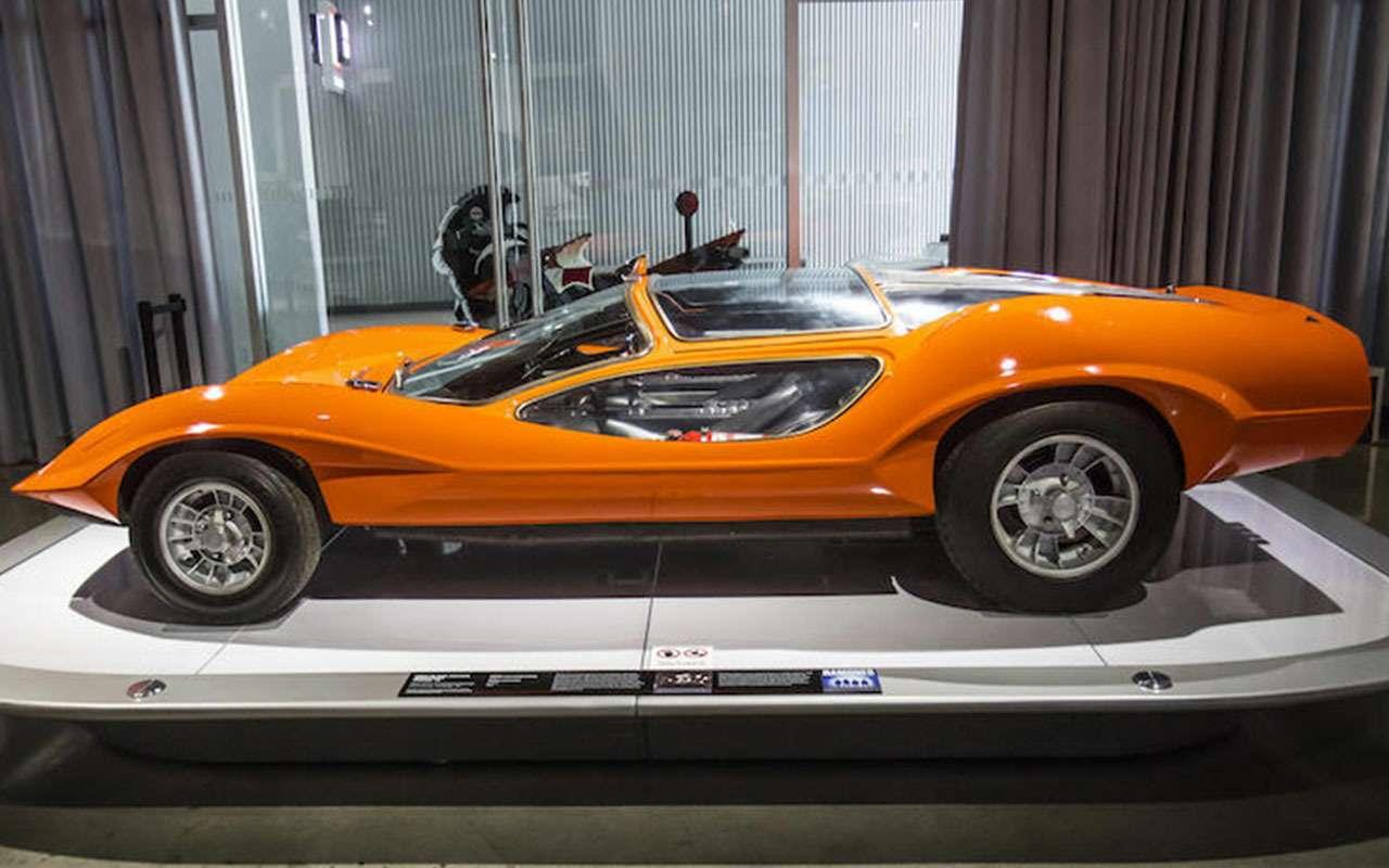 Продается: 100-сильный (!) суперкар изфильма «Заводной апельсин»— фото 1157889