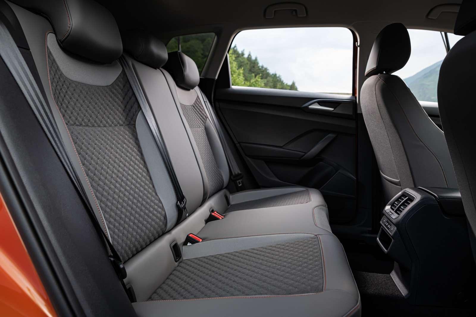 Первый тест самого дешевого кроссовера Volkswagen - фото 1265388