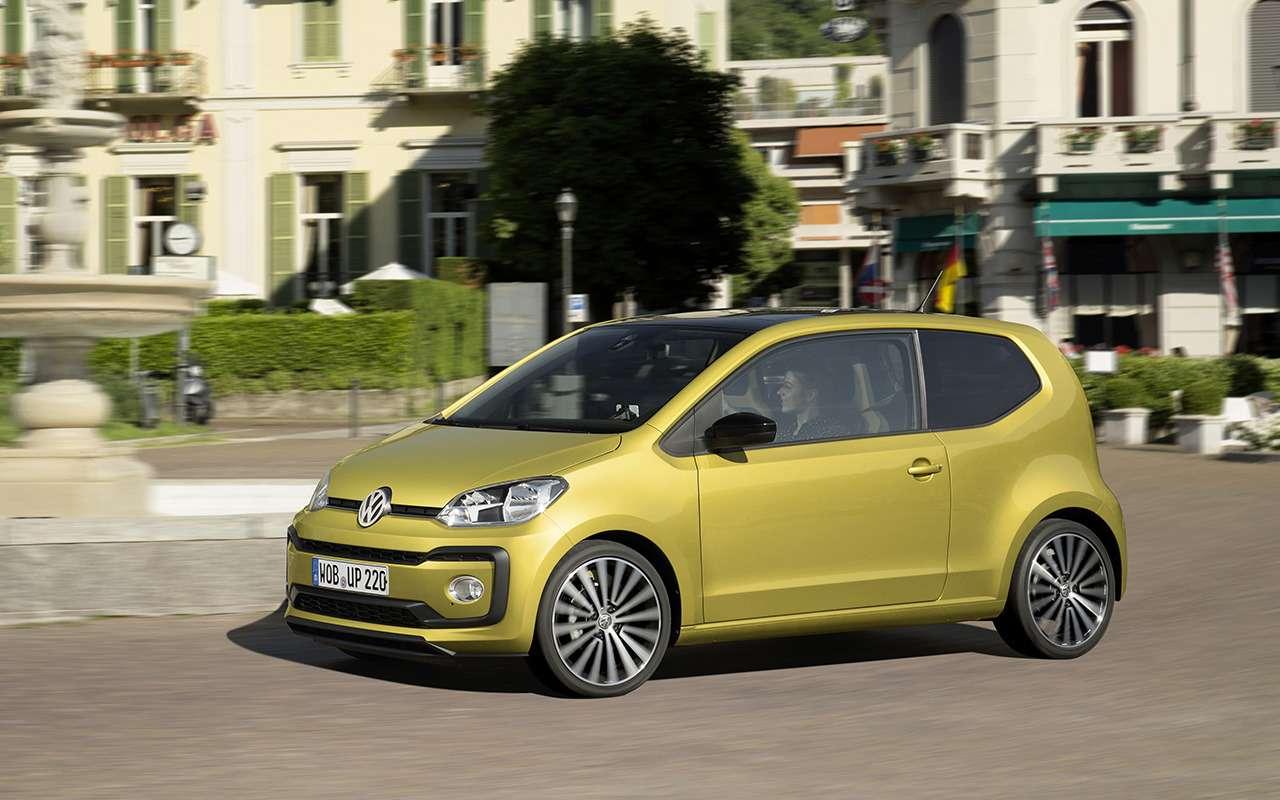 10отличных моделей Volkswagen, которые нельзя купить вРоссии— фото 884715