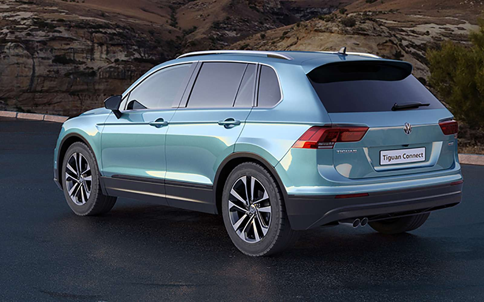 Volkswagen Tiguan получил новую комплектацию вРоссии
