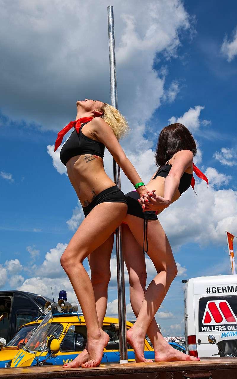 Крупнейший фестиваль раритетов наавтодроме Moscow Raceway— фото 882118